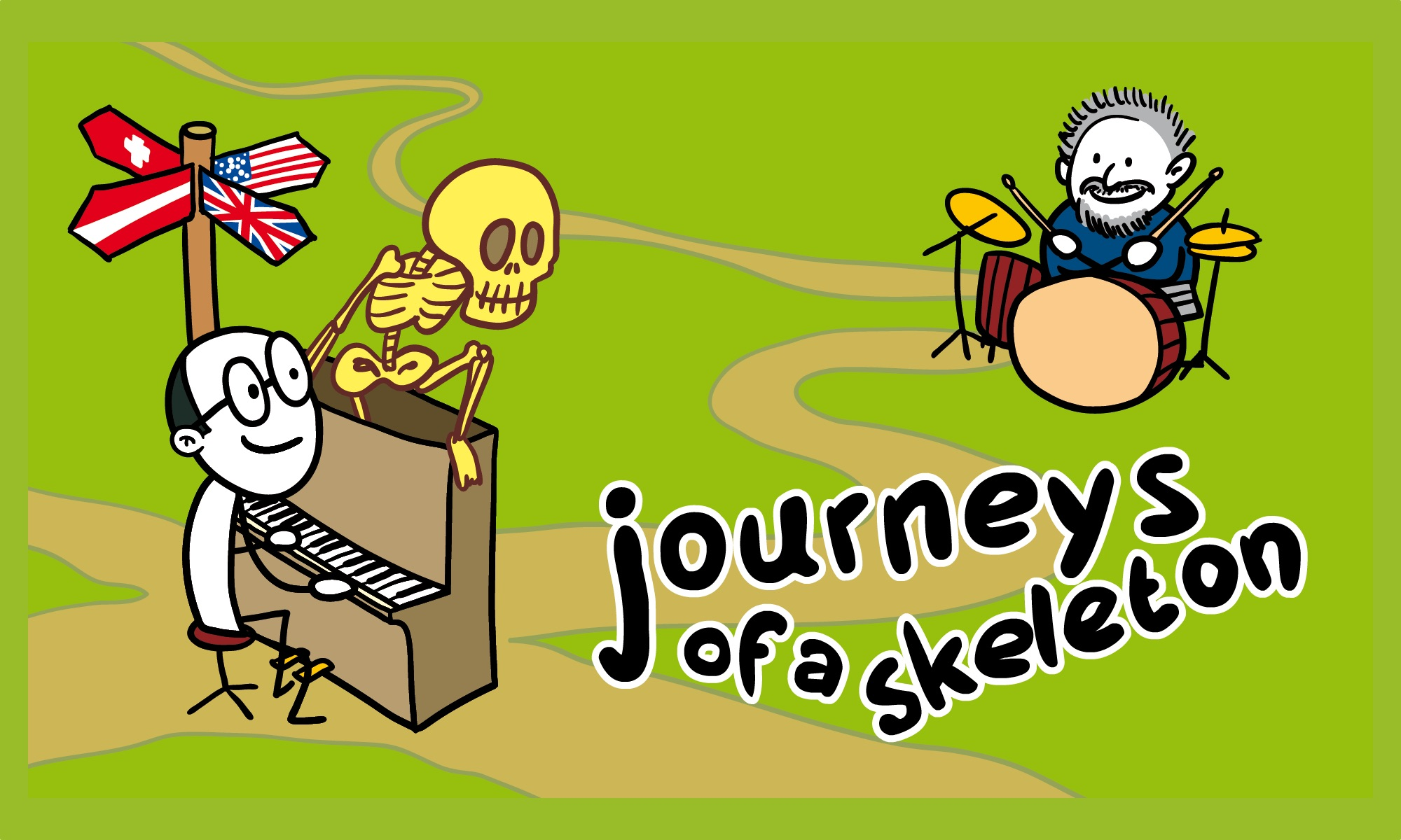 journeys of a skeleton